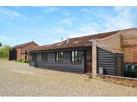 HOLIDAY LET! GARDEN COTTAGE, SOUTH PICKENHAM, NORFOLK SLEEPS 4 FROM £200