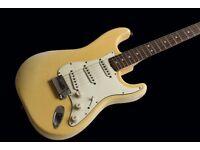 Fender Stratocaster 1969 Blond Original Vintage !!!