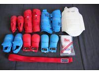 Protective Martial Art Gear
