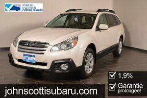 2014 Subaru Outback 2.5i 1.9%