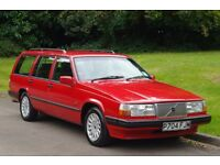 1997 Volvo 940 SE 7 Seats Estate.. 3 Former Keepers.. Low Miles.. Bargain..