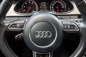 2015 Audi A4 2.0T Komfort plus - 4 PNEUS D'HIVER INCLUS- West Island Greater Montréal image 7