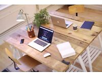 [M32] Desk space in a creative coworking space - Lofthouse at the Stretford Public Hall
