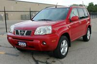 2005 Nissan X-Trail LE / Leather . Sunroof. / CERTIFIED
