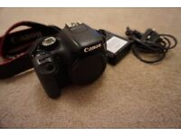 Canon EOS Rebel T2i/550d 18.0MP Digital SLR Camera (Body only)