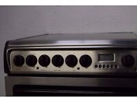 Hotpoint 60cm Cooker Digital Display Good Condition 12 Months Warranty Del/Instal Available
