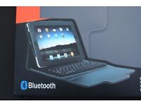 Keyboard with case compatible for iPad