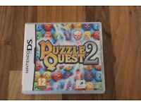 Puzzle Quest 2 game for Nintendo 3DS Lite