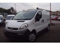 OUTSTANDING CONDITION LOW MILEAGE VIVARO (Only 64k) ,FULL MOT, TWIN LOAD DOORS SERVICED £3995 NO VAT