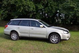 Subaru Outback 2.5 auto 2005