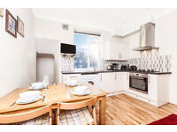A nicely presented two bedroom flat conveniently located for 2 Underground stations