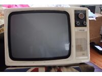 Ferguson Black And White T.V. Vintage