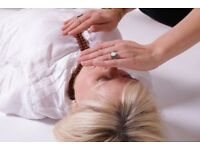 Acredited Reiki Course with two Reiki Masters on 13 & 14th of July