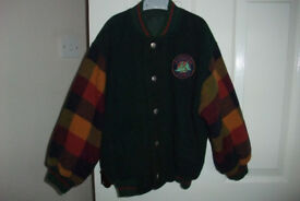 7-8 years old boy's coat (Excellent condition)