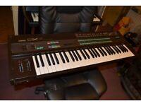 Yamaha DX7 Digital FM Synthesizer - fully functioning