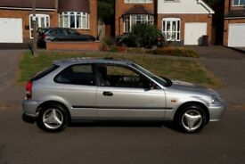 2000 Honda Civic EK EJ