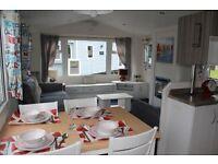 Seaside Static Northumberland Holiday Home! Haggerston Castle, Near Eyemouth, Beriwck, Sandy Bay