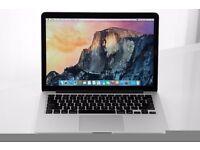 """Apple MacBook Pro Retina A1502 13.3"""" (Mid 2014) Core i5 8GB Ram 128GB SSD"""