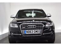 AUDI Q5 3.0 SQ5 TDI QUATTRO [REAR ENTERTAINMENT] 5d AUTO 3 (black) 2013
