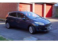 2013 1.0l Ford Fiesta Titanium X