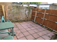 Mutual Exchange - One Bed Flat, Private Garden, South London