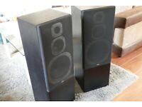 JAMO large tower speakers Studio 170 3 ways sound