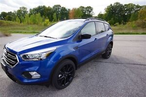 2017 Ford Escape SE 4WD 1.5L I4 TWIN PANEL MOONROOF
