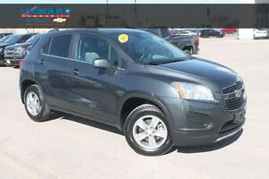 2013 Chevrolet Trax LT TURBOCHARGED, BLUETOOTH FOR PHONE