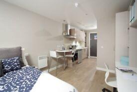 Modern City Centre Studio Apartment