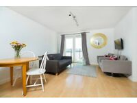 A lovely 2 bedroom apartment overlooking the River Thames
