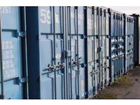Self Storage, short or long term. Ayrshire