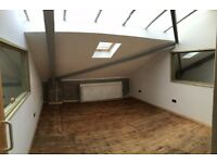 A new creative industries hub in Merton- affordable studio offices with Natural Light now available!