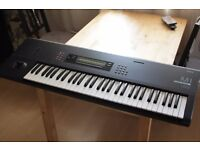 LEGENDARY KORG M1 SYNTHESISER + EXTRA PROGRAMS AND COMBIS