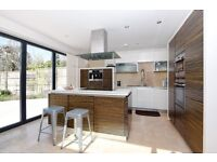 A substantial five bedroom family home to rent in West Wimbledon renovated to an impeccable standard