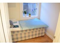 Single room in Tooting Broadway. Available now.
