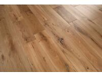 Solid Oak Flooring 125mm Oiled