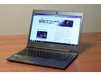Toshiba Z830 UltraBook laptop 128gb SSD Intel Core i5 2nd gen CPU in original box