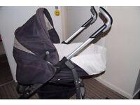 Silver Cross 3D car seat