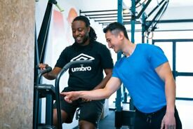 London Personal Trainer - Private Studio Gym Training: Calisthenics, Weight Loss Specialist
