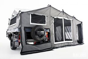 Wanted: 2017 black series sergeant camper trailer