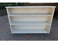 *** FREE *** Set of wooden shelving – Suitable for garage/shed