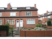 Deceptively SPACIOUS 4 BEDROOM Unfurnished property to Let in LS8