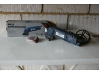 Electric corded detail sander