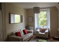 1 bed flat: Lovely quiet one bedroom flat in Canonmills Edinburgh EH7