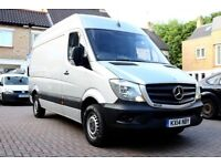 Mercedes-Benz Sprinter 313 CDI LWB HIGH ROOF 2.2CDI AUTOMATIC LOW MILEAGE 54000 MILES WITH FSH