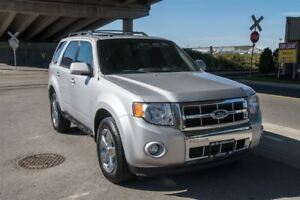 2009 Ford Escape Limited 3.0L Coquitlam Location - 604-298-6161