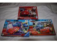 Childrens Puzzles e.g. Cars, Toy Story, Disney & Thomas