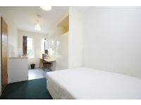 Selection of 50 self contained studio flats close to tubes and shops- Belsize Park NW3
