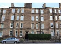 SPACIOUS & SUNNY UNFURNISHED 1 BED FLAT IN GORGIE