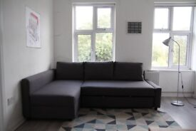 Ikea Friheten Sofa Bed with storage